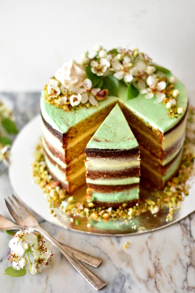 Изысканные торты-фото