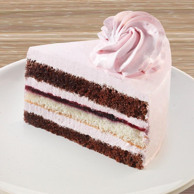 пирожное Черничное