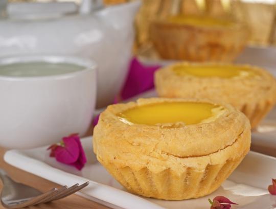 Португальское пирожное «Pastel de Belem»