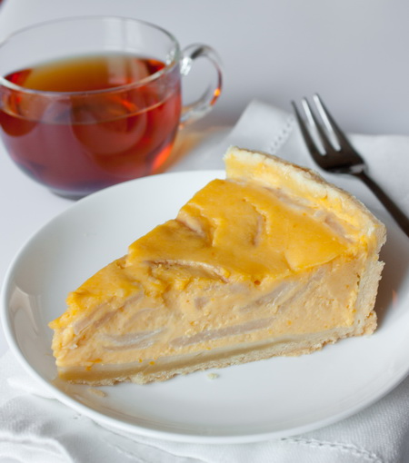 pumpkin-pear-cake