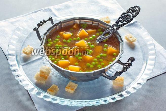 Суп из репы рецепты с фото